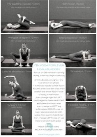 yin sequence with gallbladder focus  yoga gypsy